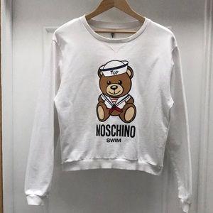 Moschino sweatshirt size S